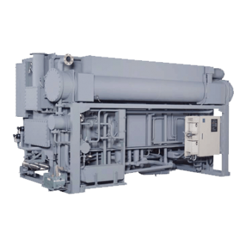 Steam Double-Effect Absoption Chiller (REWA / RGWA)