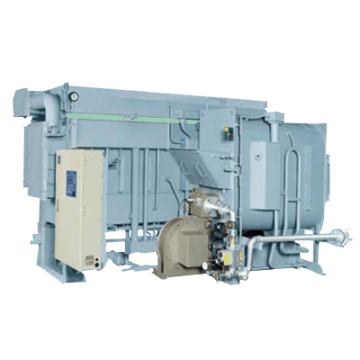Direct Fired Absorption Chiller (RGD / RGDA)
