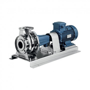 Centrifugal pumps standardized to EN733 (3P - 3LP SERIES)