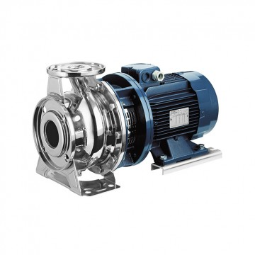 Centrifugal pumps standardized to EN733 (3S - 3LS SERIES)