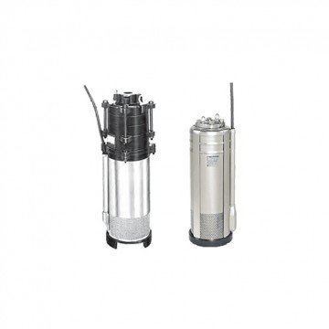 Submersible pump for water pit (BMS)