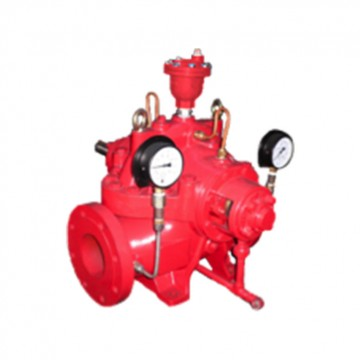 Centrifigual Fire Pump Split Case