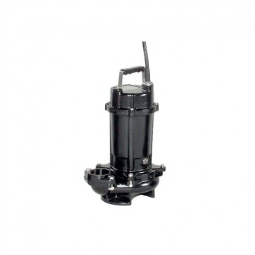 Submersible semi-vortex sewage pump (DVS)