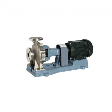 End suction volute pump