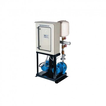 Hydro Booster Flow Switch Control System