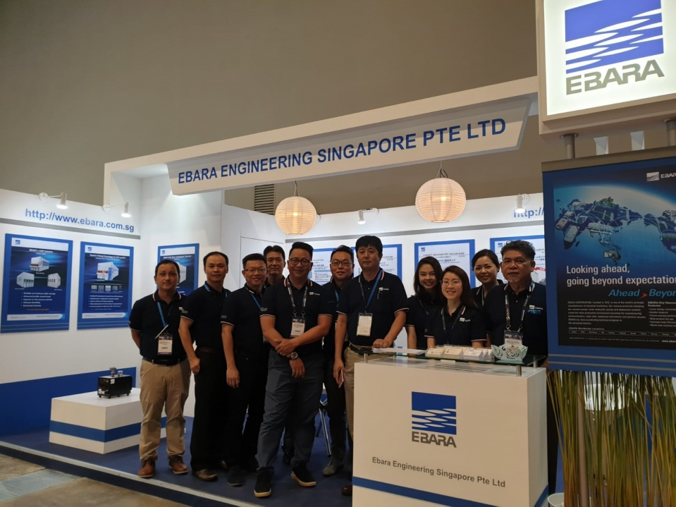 Ebara Semicon Sea 2019